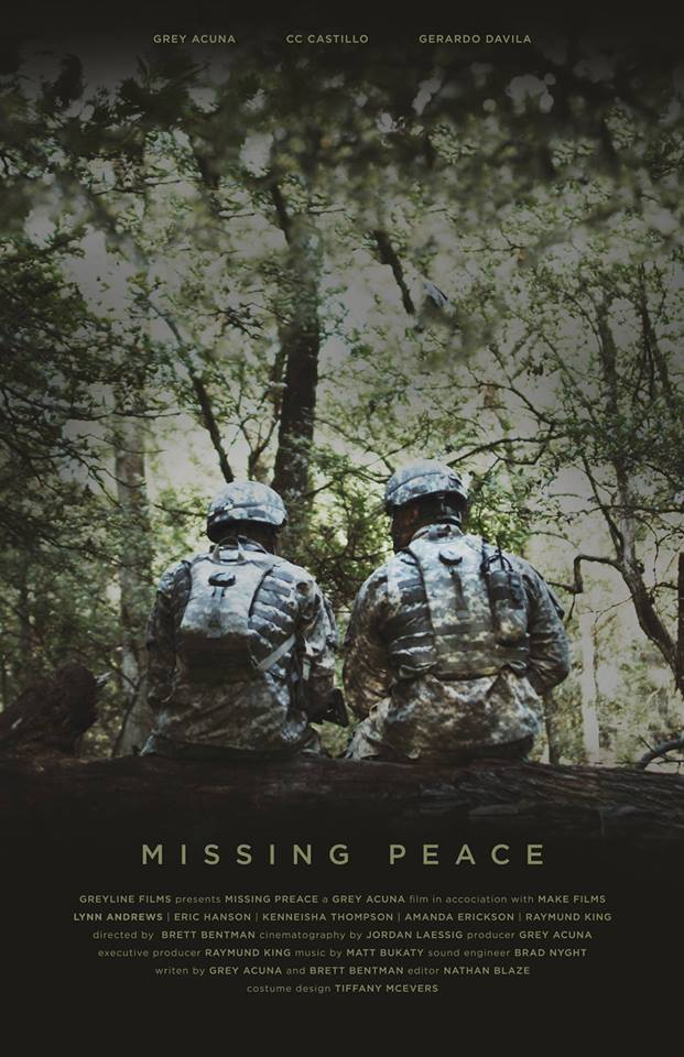 Missing Peace 3